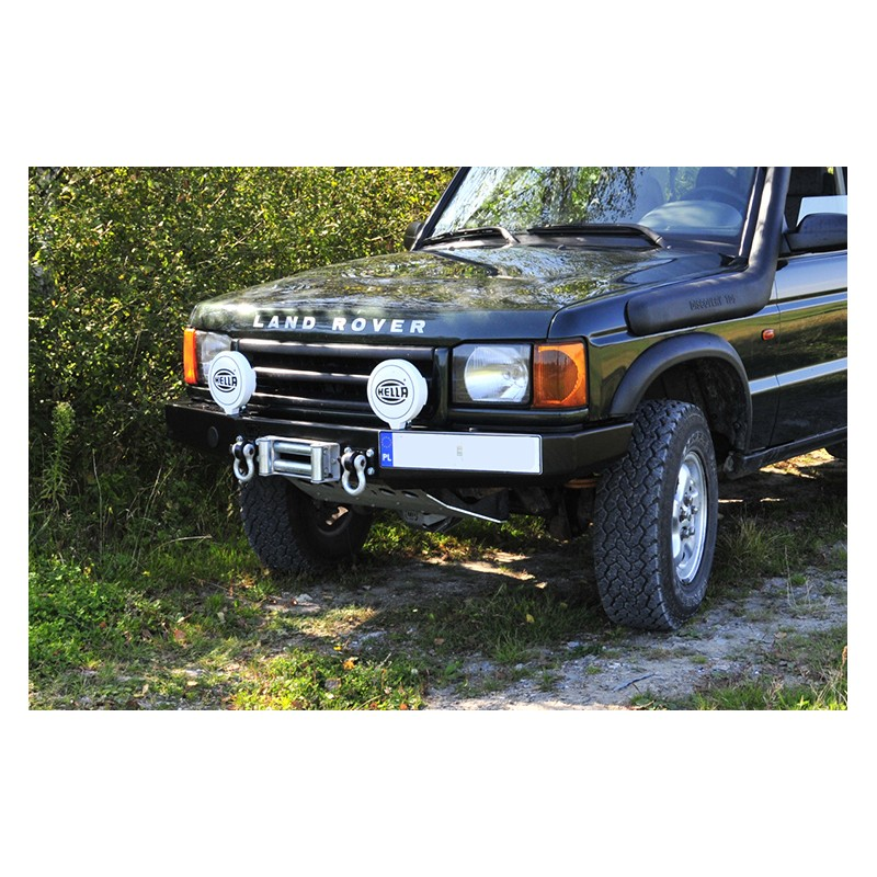 Land Rover Discovery Ii Front Winch Bumper Hd2