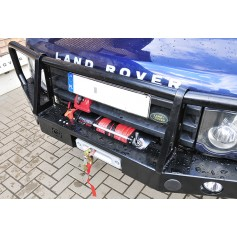 Front Winch Bumper with...