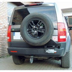 Spare Wheel Carrier Land...