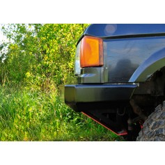Front Winch Bumper HD2 (WL)...